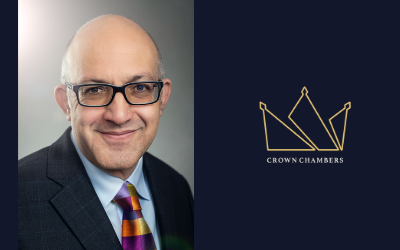 Crown Chambers Welcomes Second QC