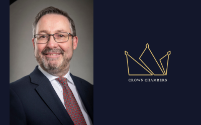 Crown Chambers welcomes third family Silk