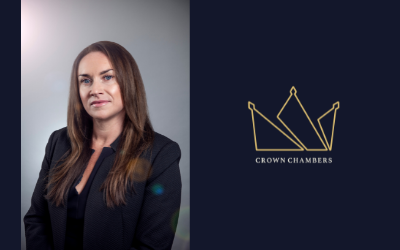 Crown Chambers welcomes third new Barrister to the team