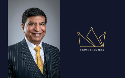 Experienced Barrister joins Crown Chambers's growing Crime team